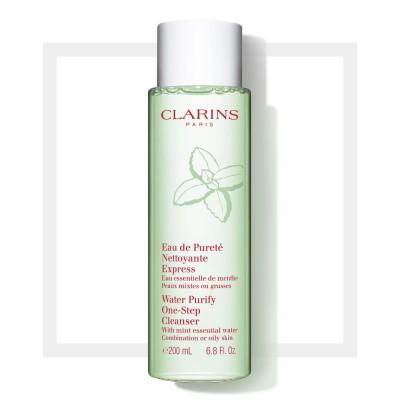 CLARINS Eau de Pureté Nettoyante Express Peaux Mixtes ou Grasses