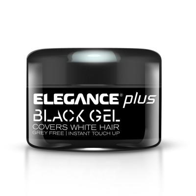ELEGANCE PLUS BLACK GEL