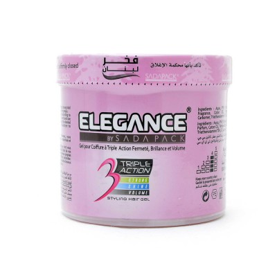 ELEGANCE GEL 3-ACTION