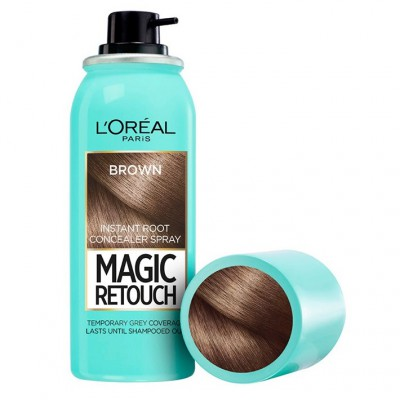 L'OREAL Magic Retouch - Le Châtain
