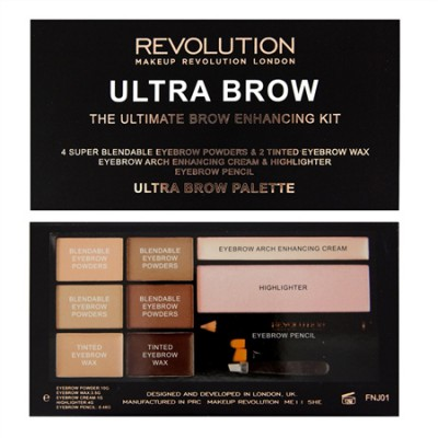 REVOLUTION ULTRA BROW FAIR TO MEDUIM