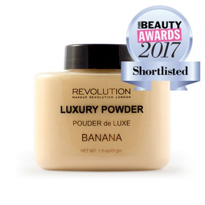 REVOLUTION LUXURY POWDER BANANA