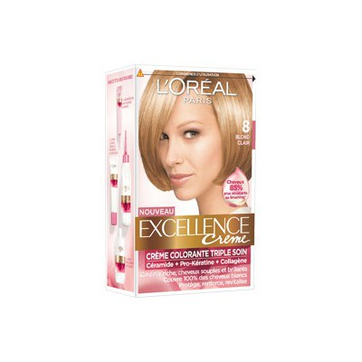 L'OREAL EXCELLENCE N°8