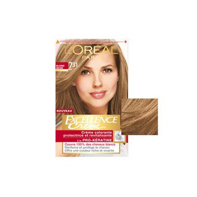 L'OREAL EXCELLENCE N°7.31