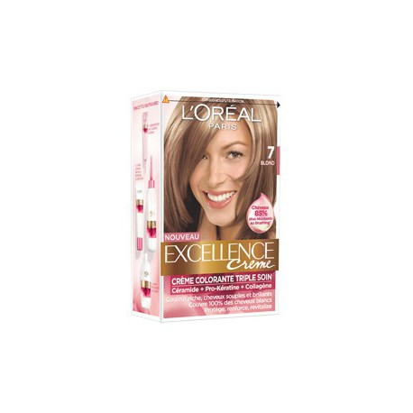 L'OREAL EXCELLENCE N°7