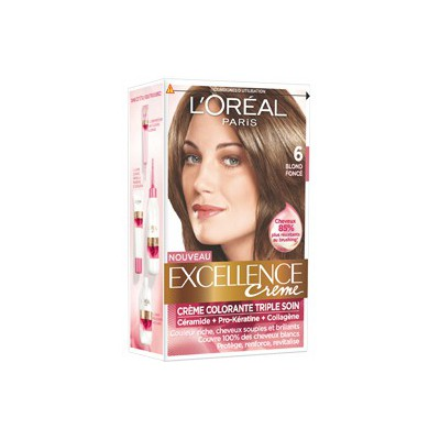 L'OREAL EXCELLENCE N°6
