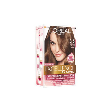 L'OREAL EXCELLENCE N°5.3