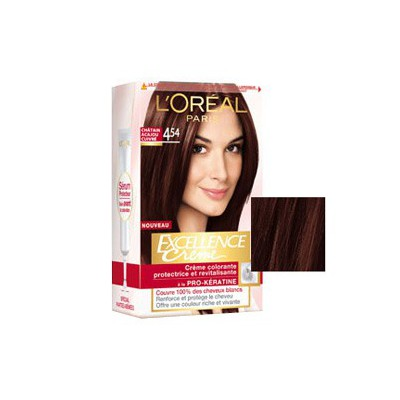 L'OREAL EXCELLENCE N°4.54