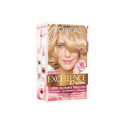 L'OREAL EXCELLENCE N°9