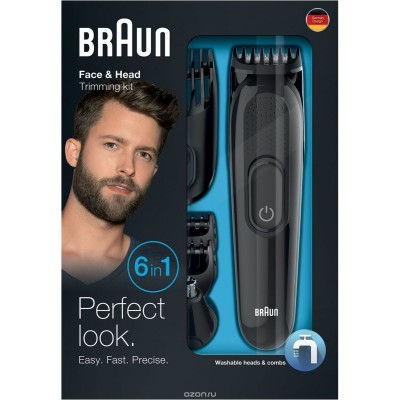 BRAUN 6IN1 MGK-3020