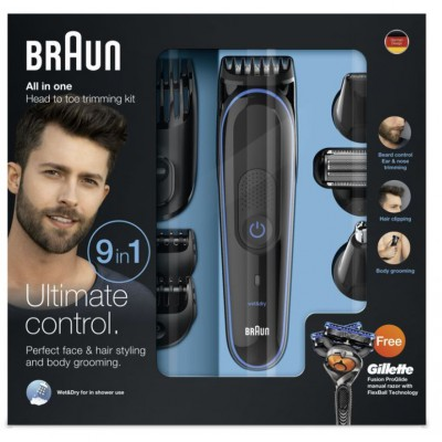 BRAUN 9IN1 MGK-3080