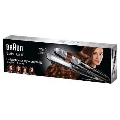 BRAUN SATIN HAIR 550
